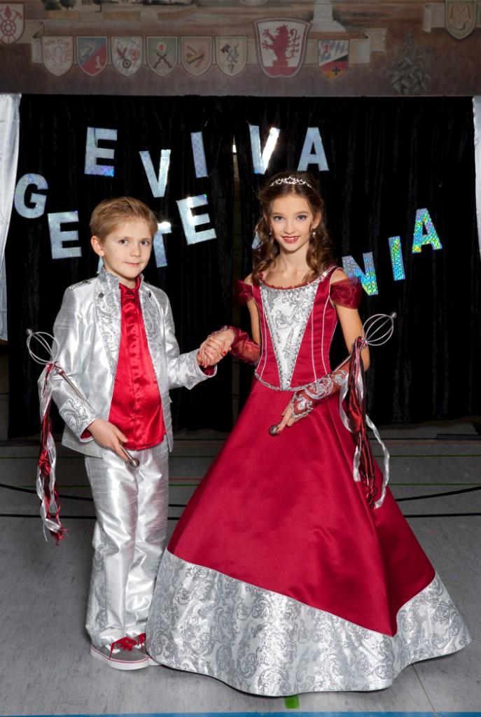 Geltelonia Miniprinzenpaar 2015