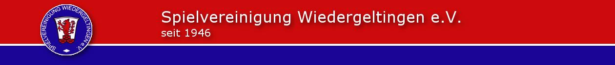 Spielvereinigung Wiedergeltingen e.V.